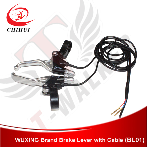 WUXING Brand Alloy Electronic Brake Handle Lever 1350mm Length Wire+ - YONGKANG CHIHUI INDUSTRY & TRADE CO., LTD store