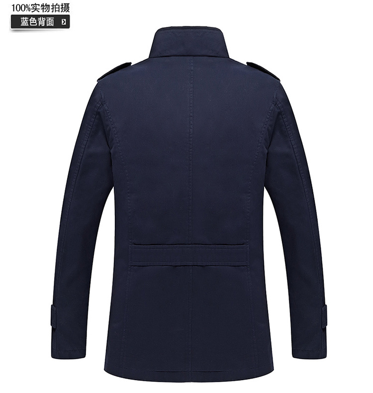 2015 High Quality Mens Jackets and Coats Autumn Cotton Big Size S-5XL Mens Blazer Jacket Business Slim Men Jacket Brand Luxury