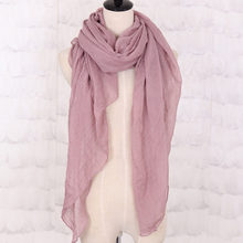 Spring and autumn scarf design all-match long scarf female winter cape winter of dual-use solid color silk scarf women's(China (Mainland))