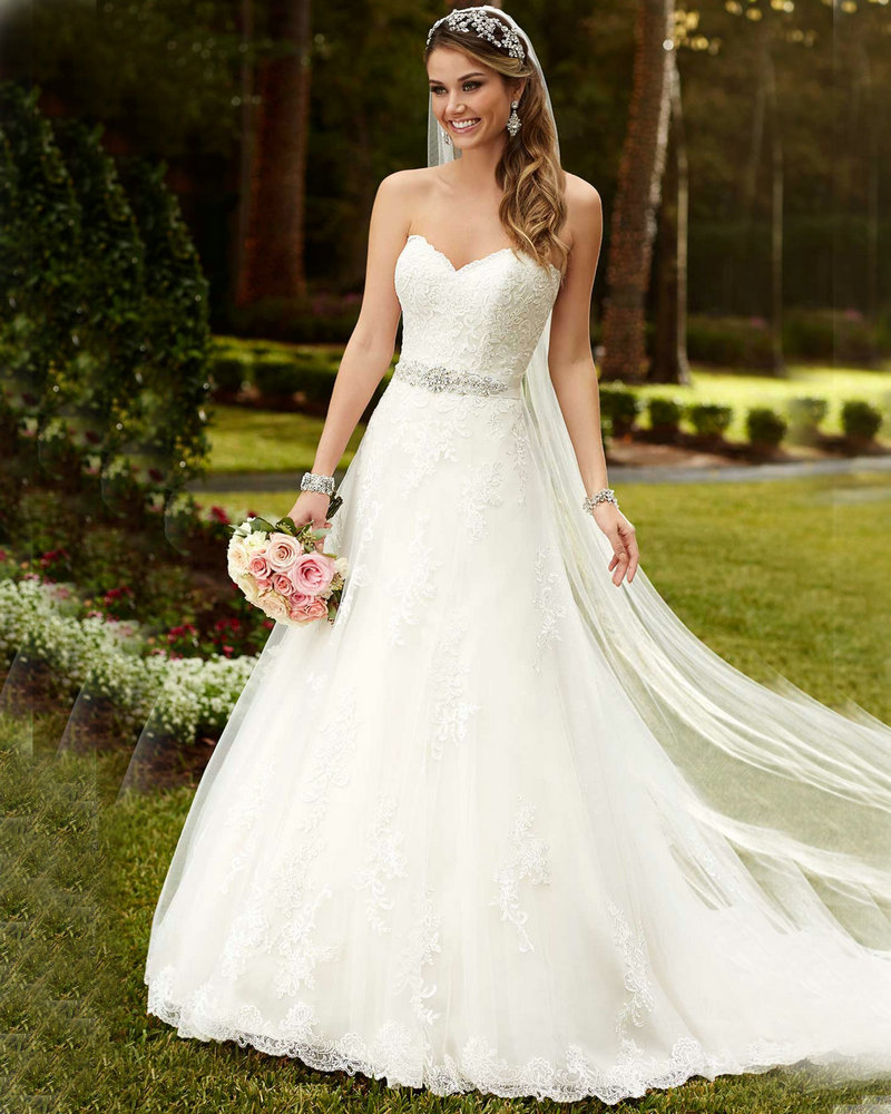 Casual country wedding dresses cocktail dresses 2016 for Wedding dresses for country wedding