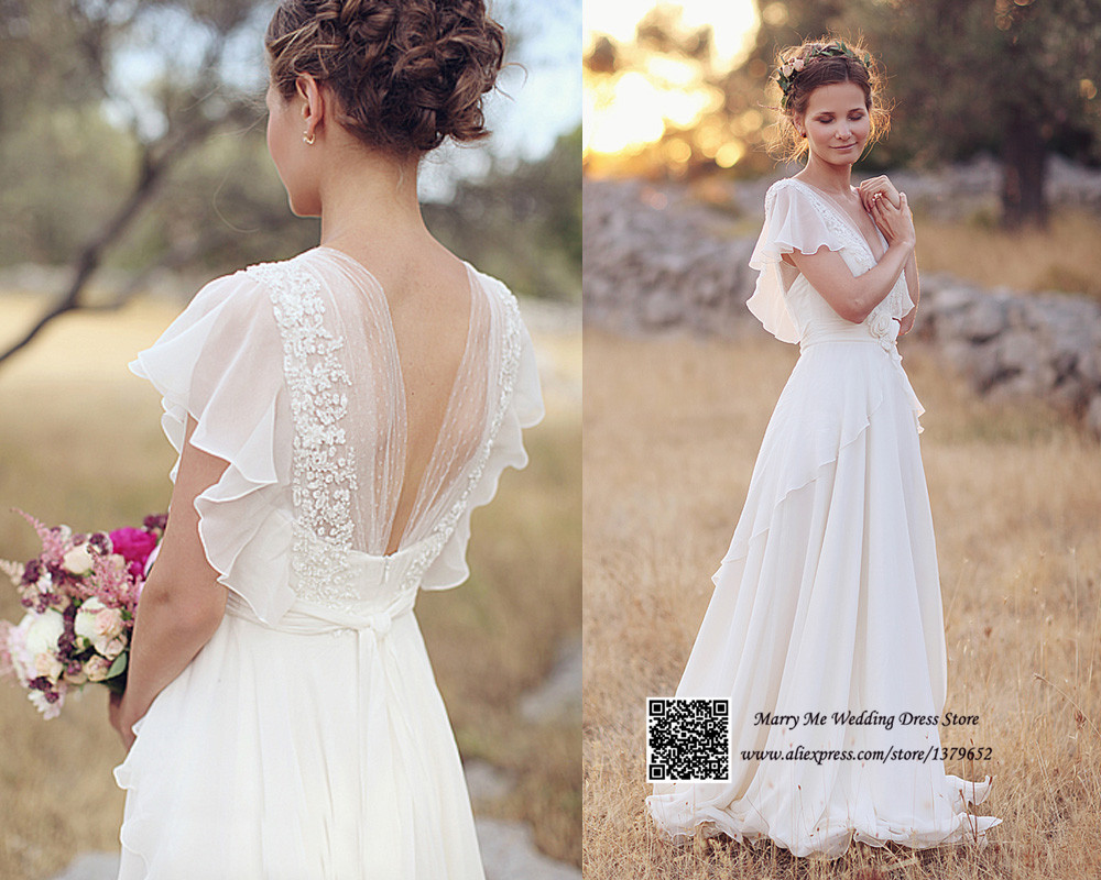 Romantic White Dresses