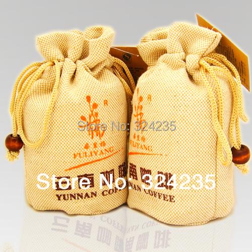 Yunan Small coffee powder leugth freeh gunnysack three in 225g instant coffee