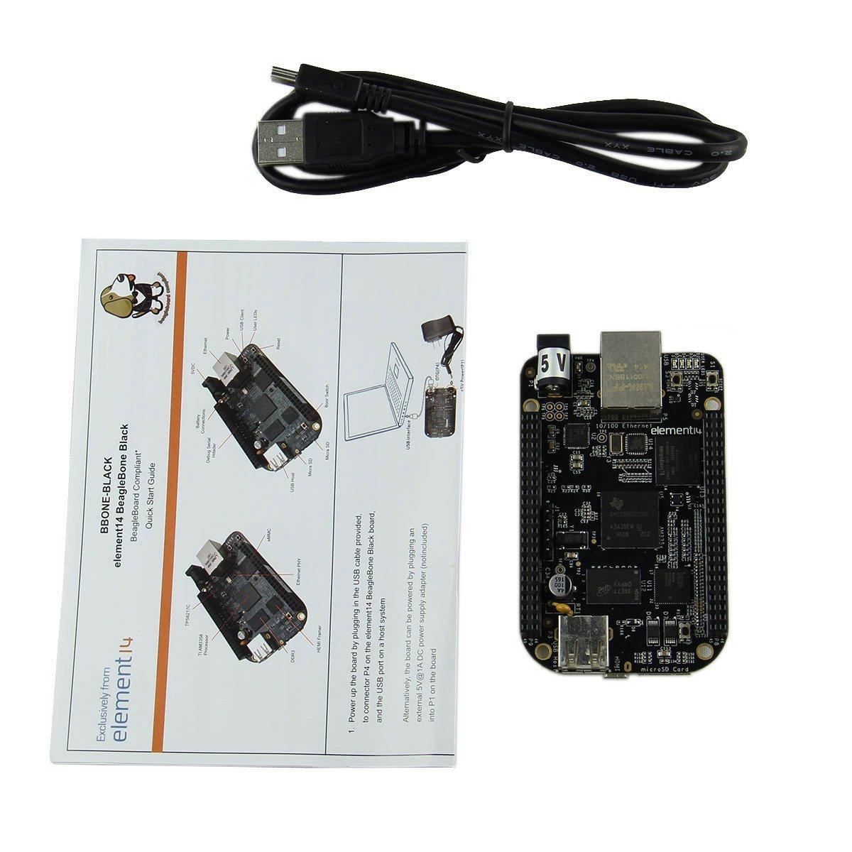 Embest BeagleBone BB Black 1GHz TI AM3358x Cortex-A8 Development Board REV C Version(China (Mainland))