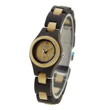 China fabricante directo wood reloj pulsera para mujer de moda elite para mujer del reloj de ropa relojes de diseño