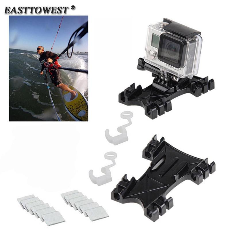 Easttowest Gopro Montage Kite Surf Wakeboard Kit Anti Brouillard Inserts  pour Gopro Hero 4 Xiaomi Yi