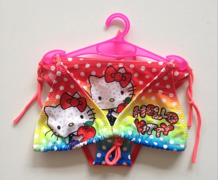 2015 biquini infantil sex 2-13years girls bikinis children tankini swimsuit girls kids swimsuit girl child swimwear for(China (Mainland))
