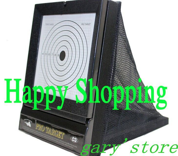 Airsoft 10 Sheets Paper Toy Shooting for Aim BB Training Pro Target