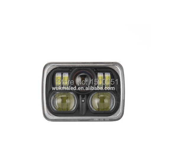 Square led headlight 5x7 square led headlight low beam 7inch head lamp 7 inch square led headlight<br><br>Aliexpress