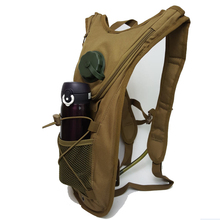 2.5L Hydration Water Bladder Bag with Tube water bottle Rucksack Backpack A3163(China (Mainland))