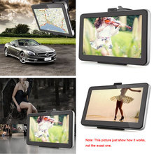 """KKmoon 7"""" Portable HD Screen GPS Navigator Video Play MP3 FM Car Entertainment System with Handwriting Pen +Free Map(China (Mainland))"""