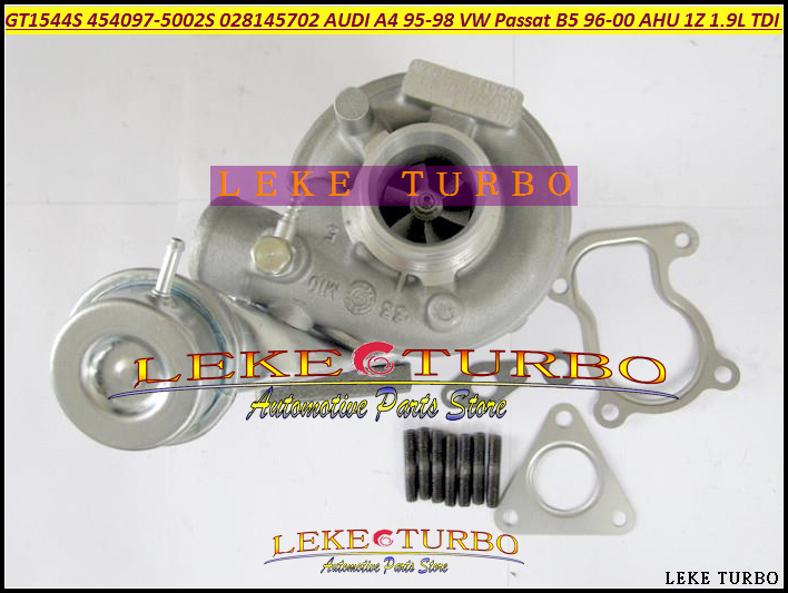 GT1544S 454097 454097-5002S 454097-0001 028145702 For Audi A4 For VW Volkswagen Passat B5 1.9L TDI AHU 1Z 90HP 1995- Turbocharger (7)