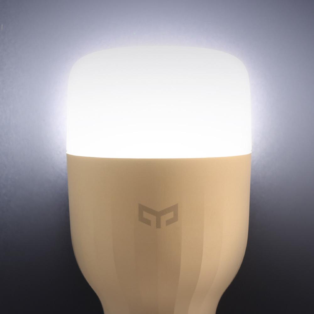 Original Xiaomi Mi Night Indoor Yeelight Smart LED Lamp Wifi Remote Control Light E27 White Smart
