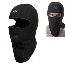 Thermal Fleece Balaclava Hat Hood Ski Bike Wind Stopper Face Mask New Caps Neck Warmer Winter Fleece Motorcycle Neck Helmet Cap