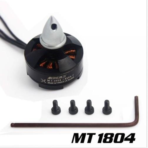 4x Emax MT1804 2480KV Brushless Motor CW CCW for QAV250 Multirotor Quadcopter