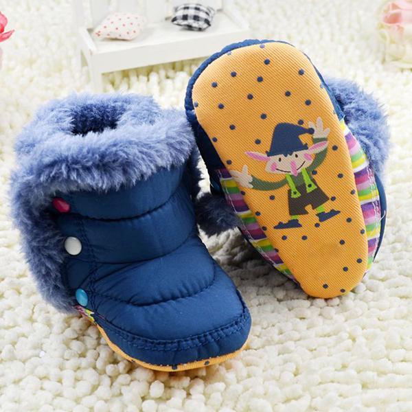 Детские ботинки 0/18 M
