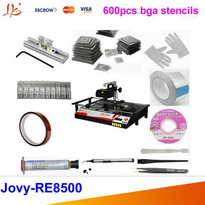 infrared bga repair machine Re8500 bga reball station, Up grated from jovy system re7500 BGA rework station(China (Mainland))