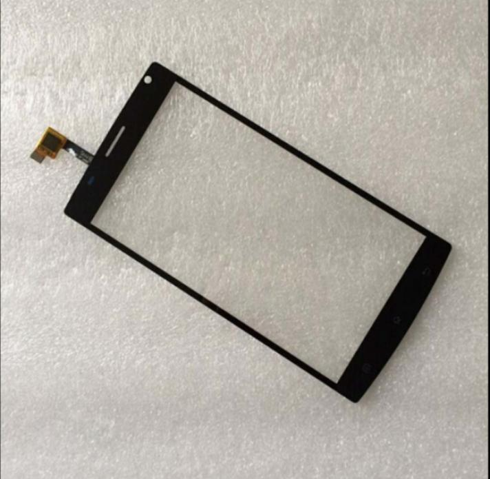 """TOPSUN_G5247_A1 For Megafon Login+ 5"""" Phone Touch Screen Front Glass Panel Black(China (Mainland))"""
