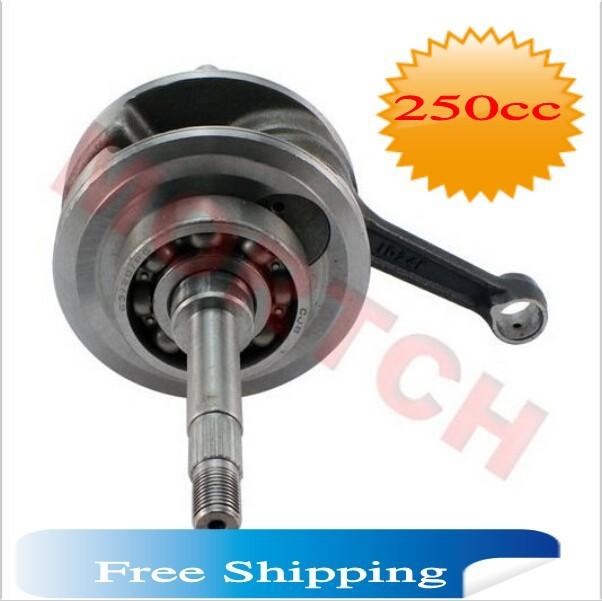 CF250 CH250 Crankshaft for water cooled ATV engine(China (Mainland))