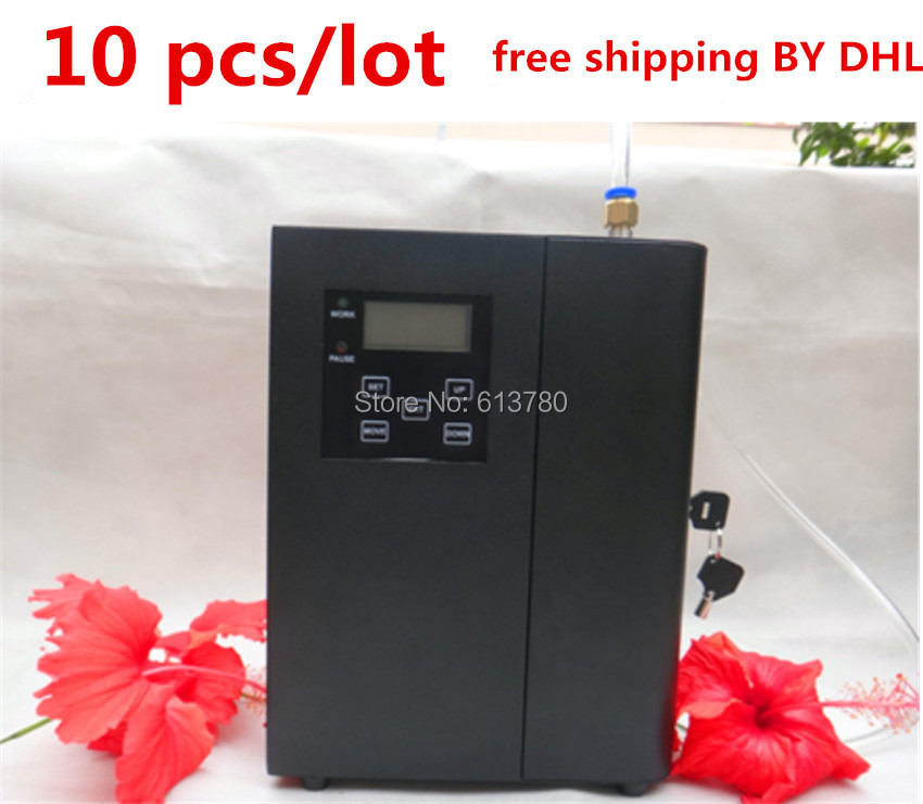free shipping to united states 10pcs/lot by DHL scent machine aroma diffuser machine 300 cbm for home hotel room KTV fragrance<br><br>Aliexpress