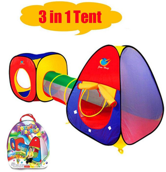 New Arrival Children's tent / game house outdoor fun & sports kids tent play house kid's sleeping Pop Up toys tent Free Shipping()