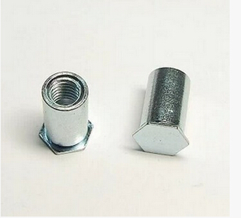 50PCS M4*20 MM Blind hole pressure riveting stud/rivet nut column/pressure riveting pieces Rivet Nut<br><br>Aliexpress