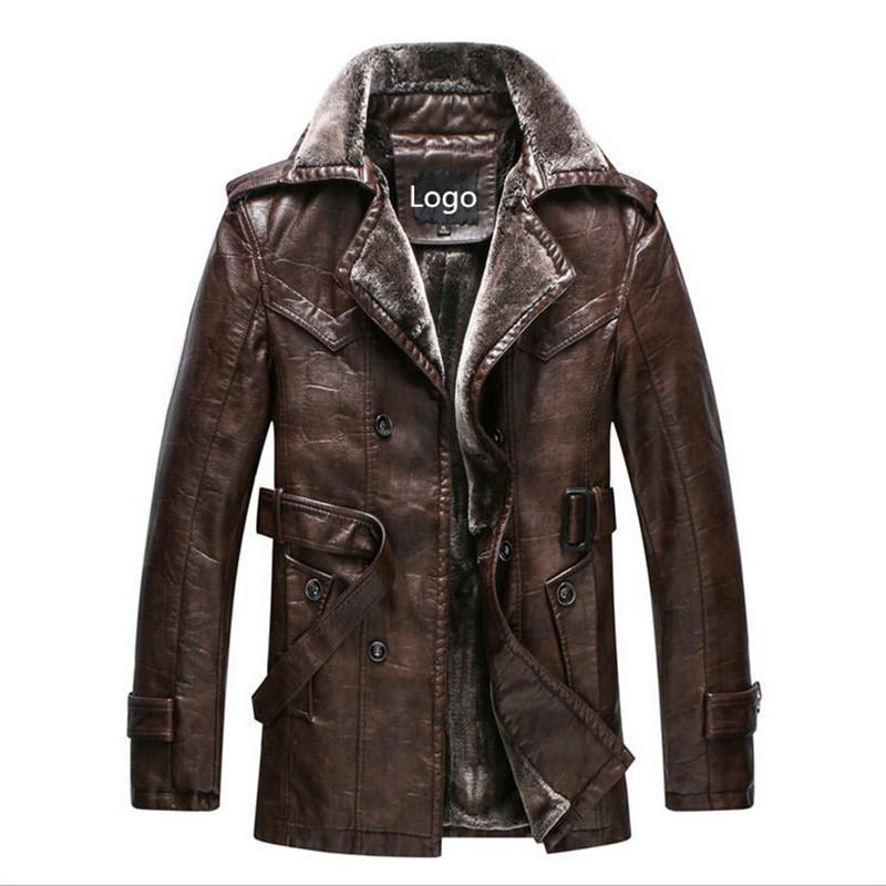 Men Classic Leather Coat 2015 Men 39 S Autumn Famous Brand Jacket Men 39 S Leisure Suit Style Plus