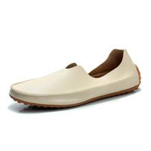 Men Sneakers Plus Size Genuine Leather,Men Flat Driving Moccasins,Soft Loafers Soft Lazy Shoes,Slip On men's canoe loafer shoes