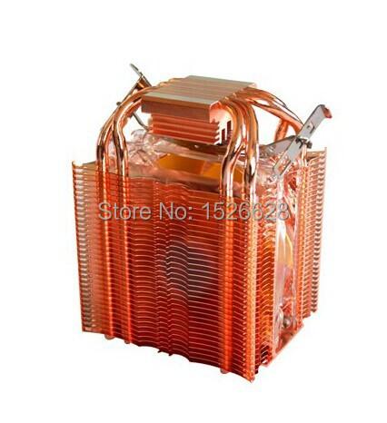 dual-tower, 90mm fan, 4 heatpipe, CPU fan, CPU cooler, Inte LGA775/1150/1155/1156, AMD FM1/FM2/AM2/AM2+/AM3/AM3+/939, CAH-409-04(China (Mainland))
