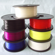 CE Certificate abs filament hot sale 1.75mm filament for 3d printer extruder in china
