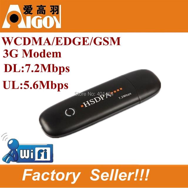 100% NEW!! Russia/English Mini USB 3G  Modem HSPA 7.2Mbps 3G USB GPRS /UMTS Dongle Qualcomm Chipset