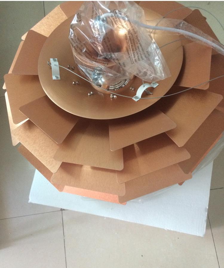 Louis Poulsen Modern Pinecone Chandelier  Light Fixtures (Diameter 56cm ) Guaranteed 100%+Free Shipping<br><br>Aliexpress
