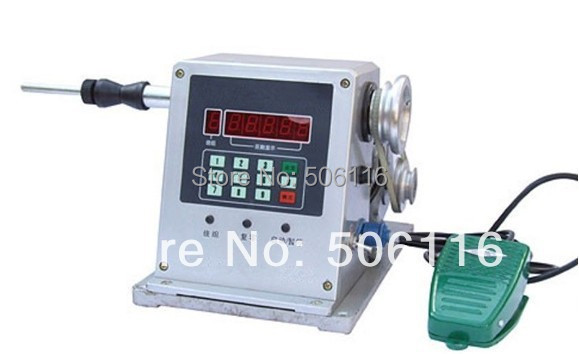 free ship Computer controlled coil transformer winder winding machine 0.03-1.8mm(China (Mainland))