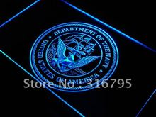 j945-b U.S. Navy Eagle Bar Decor Badge LED Neon Sign Wholeselling Dropshipper(China (Mainland))