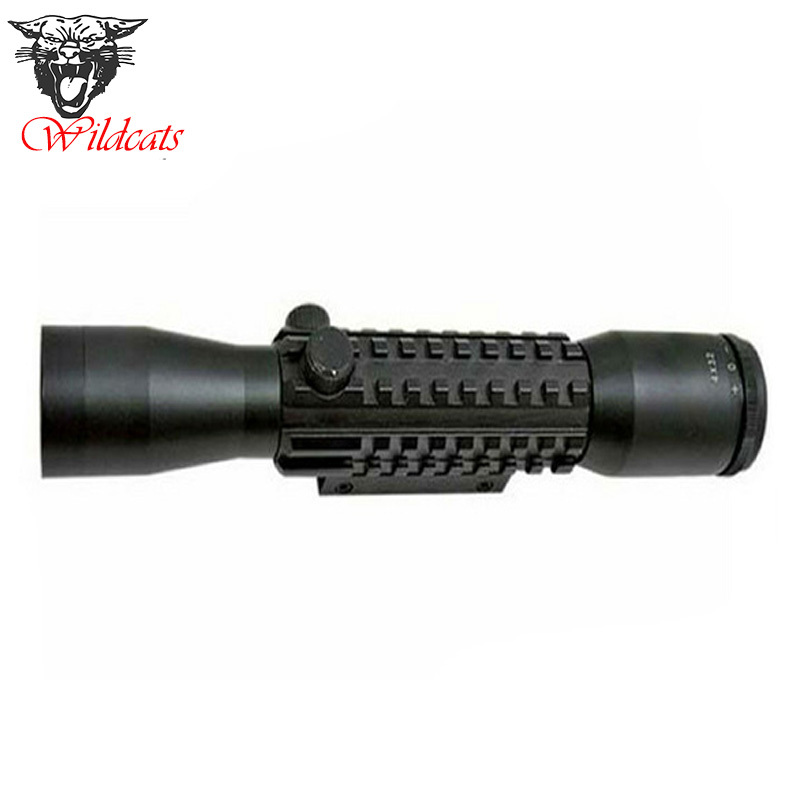 4x32C Riflescope optics with Rail, 4x Magnifier Hunting Scope optics  <br><br>Aliexpress