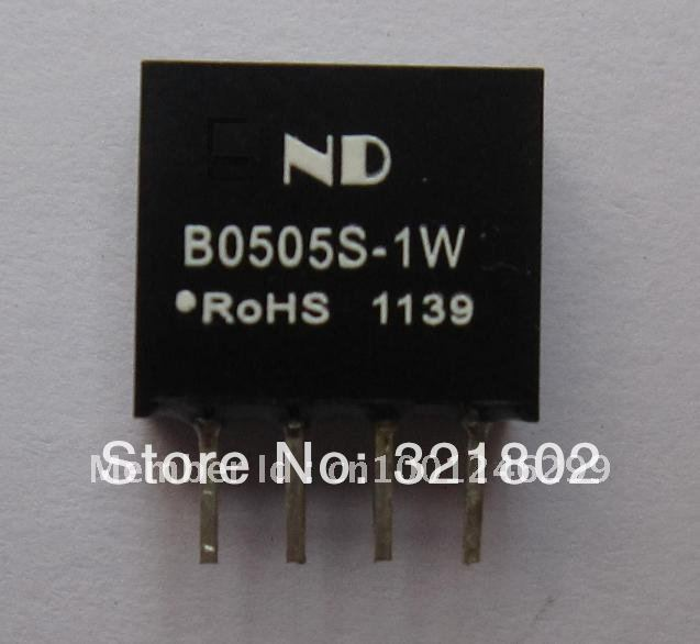 10pcs/lot B0505S-1W dc-dc converter power supply module Free shipping<br><br>Aliexpress