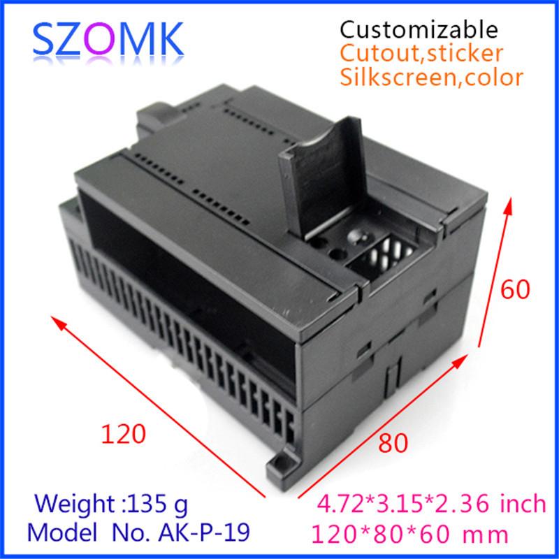 electronics plastic enclosure junction box din rail enclosure control box szomk outlet boxes instrument enclosure box   (3).jpg