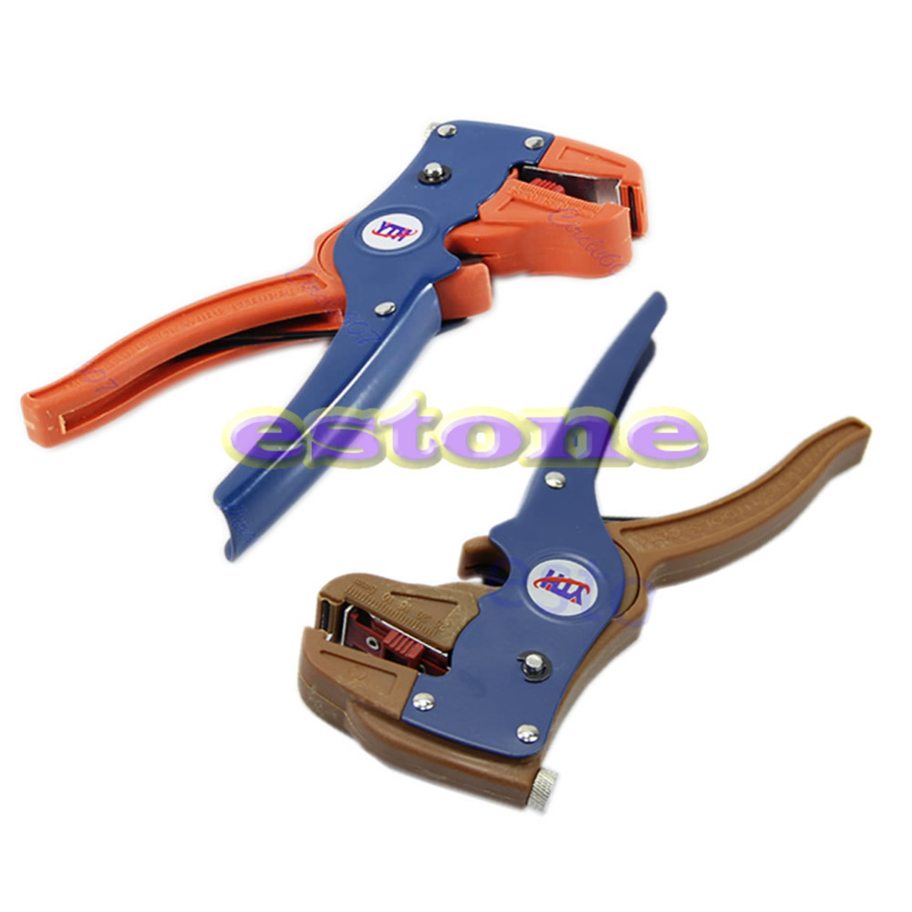 New Electrician Cable Wire Cutter Automatic Stripper Tool(China (Mainland))