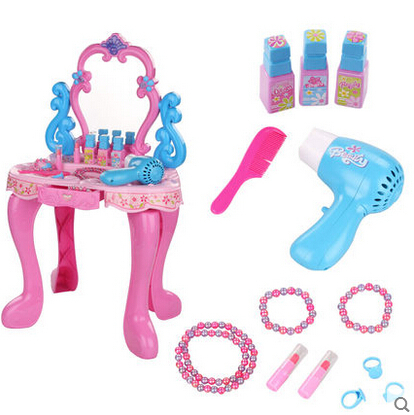 Dressing Table Childrens Table Toy Dressing Table
