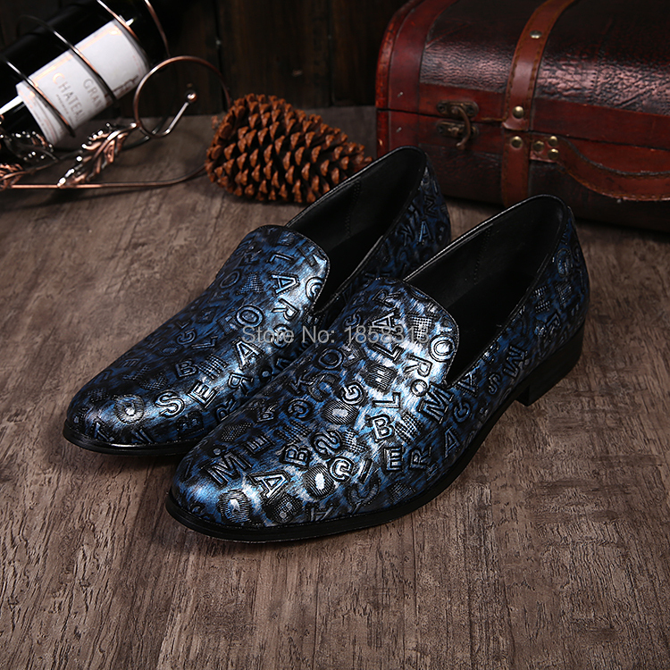 new 2016 genuine leather casual shoes fashion