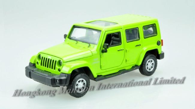 132 Car Model For Jeep Wrangler (7)
