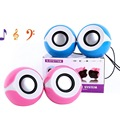 Portable USB Mini Bar Speaker Colorful Music Player For Iphone IPad HTC Laptop Tablet PC