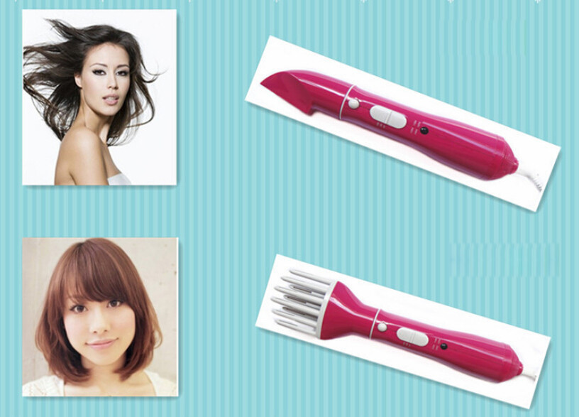 10-in-1 Multifunction Professional Electric Hair Dryer Curler Hairdryer Styler Styling Brush Comb Straightener Diffuser