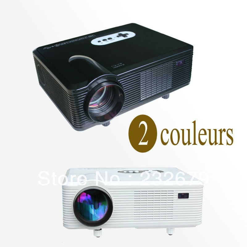 home cinema led projector home projector, video projector,support red and blue 3D movies(China (Mainland))