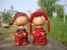 Wedding gift / gifts / ornaments / resin / Crafts / festive wedding doll / baby joy(China (Mainland))