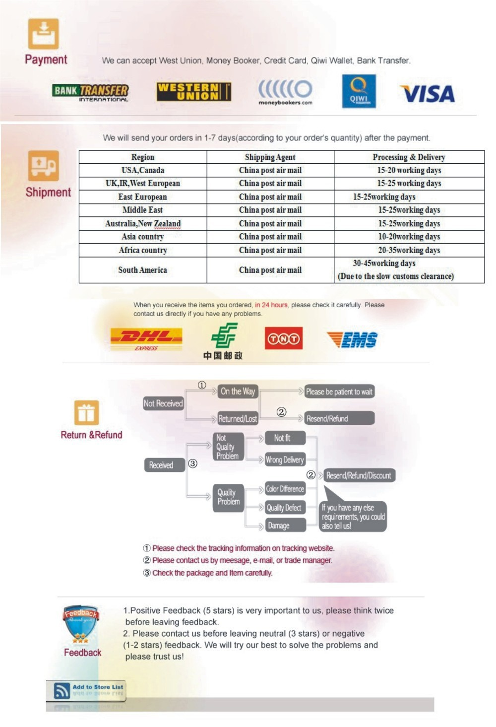 shoping information 01-28