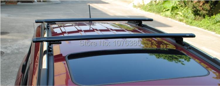 2012-2014 Compass Cross Bars Roof Rails Rack Mopar OEM Color Black(China (Mainland))