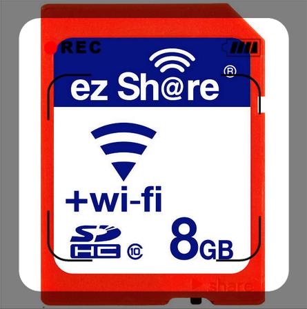 High Speed Original EZ Share Micro Memory Card Adpater Wifi wireless 8G 16G 32G Memory Card TF Card SD Card Reader(China (Mainland))