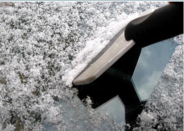 1 шт. мини авто автомобиль снег лед лопата скребок для удаления чистый инструмент