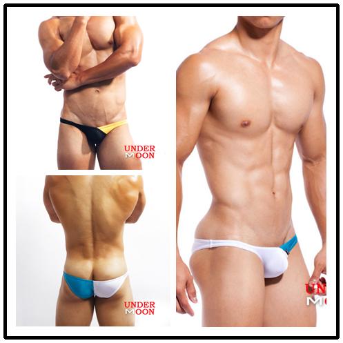 8300 Color block low waist mens briefs comfortable bikini male panties silky men s panties sexy