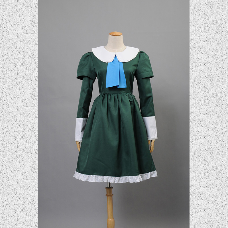 Free Shipping Cosplay Costume Ib Mary New in Stock Retail / Wholesale Halloween Christmas Party Uniform(China (Mainland))